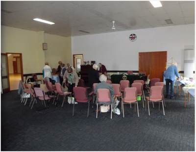 Large Meeting Room ( friendship room)